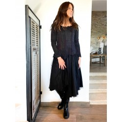 Robe tulle Rundholz