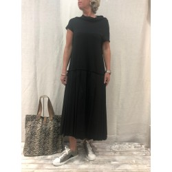 RUNDHOLZ Robe black